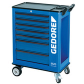 Gedore 1587102 Tool trolley with 7 drawers 2525-520