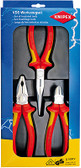 Knipex 00 20 12  VDE Plier Set