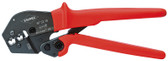 97 52  19 Knipex Lever Action Crimping Pliers