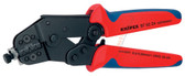 9752  24 Knipex Lever Action Crimping Pliers