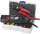97 90  24 Knipex Assortments of End Sleeves with Plier