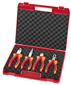 00 20 15 Knipex 4-PC. INSULATED TOOL SET