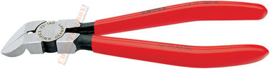 7211 160  Knipex Diagonal Cutters for Plastics and Lead
