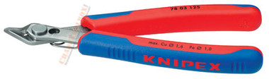 7803 125  Knipex Electronics Flush Cutting Super-Knips