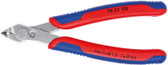78 23 125 Knipex 5 inch FLUSH CUTTING ELECTRONICS SUPER KNIPS