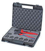 97 43 200 Knipex 8 inch CRIMPING SYSTEM MASTER PLIERS