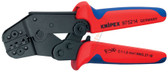 9752  14 Knipex Lever Action Crimping Pliers