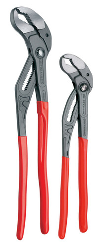 knipex king and queen xl and xxl cobra plier set 87 01 400 and 560 inc. Black Bedroom Furniture Sets. Home Design Ideas