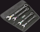 WERA 05073295001 JOKER SET 4PCS. IMPERIAL SB COMBINATION WRENCHES