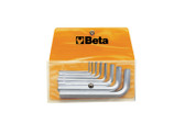 BETA 000960386 96 /B8-8 HEX. KEY WRENCHES IN WALLET 96 /B8