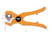 BETA 003410001 341-PIPE CUTTING PLIERS FOR PLAST. PIPES 341