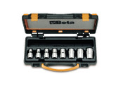 BETA 009200391 920 FTX/C8-SETS OF 8 SOCKETS 920FTX 920 FTX/C8