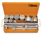 BETA 009290925 929 /C8-8 HEXAGON SOCKETS + 5 ACCESSOR. 929 /C8