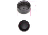 BETA 009700180 970 OT80-OVAL IMPACT SOCKETS 970 OT80