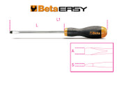BETA 012010030 1201 4X100-SCREWDRIVERS SLOTTED HEAD 1201 4X100