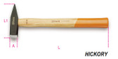 BETA 013700051 1370 100-ENGINEER'S HAMMERS WOODEN SHAFT 1370 100