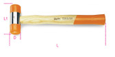 BETA 013900022 1390 22-SOFT FACE HAMMERS WOODEN 1390 22