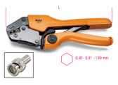 BETA 016070001 1607-HEAVY DUTY CRIMPING PLIERS 1607