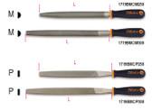 BETA 017190262 1719BM C/P250-HALF-ROUND AND FLAT FILES 1719BM C/P250