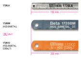 BETA 017280010 1728 BM-BLADES FOR HACKSAW FRAMES 1728 BM