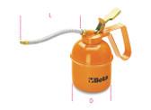 BETA 017510005 1751 500-METAL PRESSURE OIL CANS FLEX. 1751 500