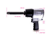 BETA 019280023 1928 DAL-REVERSIBLE IMPACT WRENCH 1928 DAL