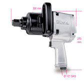 BETA 019300032 1930 PA-REVERSIBLE IMPACT WRENCH 1930 PA