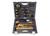 BETA 020550210 2055 HB-'HOME BAG' CASE WITH 24 TOOLS 2055 HB