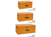 BETA 022000150 C22 B-O-EMPTY TOOL TRUNK ORANGE C22 B-O