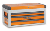 BETA 022000452 2200 S-G/VU1T-TOOL CHEST C22S + 86PCS 2200 S-G/VU1T