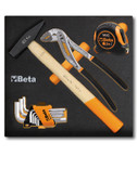 BETA 023500153 2350 MC153-12 TOOLS IN SOFT THERMOFORMED 2350 MC153