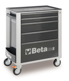 BETA 024002052 C24S 5/G-MOBILE ROLLER CAB 5 DRAW. GREY C24S 5/G
