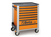 BETA 024002081 C24S 8/O-MOBILE ROLLER CAB 8 DRAW.ORANGE C24S 8/O