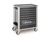 BETA 024002082 C24S 8/G-MOBILE ROLLER CAB 8 DRAW. GREY C24S 8/G