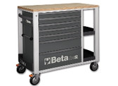 BETA 024002102 C24SL G-MOBILE ROLLER CAB GREY C24 SL/G