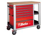 BETA 024002103 C24SL R-MOBILE ROLLER CAB RED C24 SL/R