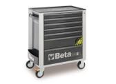 BETA 024002172 C24SA 7/G-ROLLER CAB 7 DRAWERS,ANTI-TILT C24SA 7/G