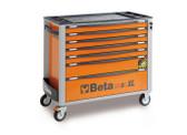 BETA 024002271 C24SA-XL 7/O-ROLLER CAB 7 DRAWERS, LONG C24SA-XL 7/O