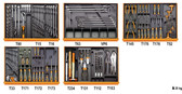 BETA 024002454 2400 SAXL7-O/VG5T-ROLLER CAB + 153PCS 2400 SAXL7-O/VG5T