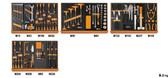 BETA 024002458 2400 SAXL7-G/VU2M-ROLLER CAB + 152PCS 2400 SAXL7-G/VU2M