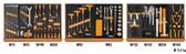 BETA 024002618 2400 S6-G/VU1M-ROLLER CAB C24S/6 + 91PCS 2400 S6-G/VU1M