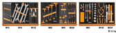 BETA 024002756 2400 SA7-R/VG1M-ROLLER CAB + 76PCS 2400 SA7-R/VG1M