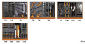 BETA 024002759 2400 SA7-R/VU3T-ROLLER CAB + 146PCS 2400 SA7-R/VU3T