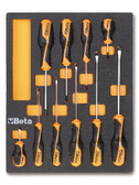 BETA 024500208 2450 M208-10 TOOLS IN SOFT THERMOFORMED 2450 M208
