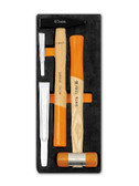 BETA 024500234 2450 M234-4 TOOLS IN SOFT THERMOFORMED 2450 M234