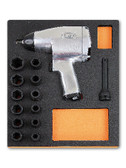 BETA 024500300 2450 M300-14 TOOLS IN SOFT THERMOFORMED 2450 M300