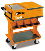 BETA 025000001 C25-TANK TROLLEY WITH SHELF C25