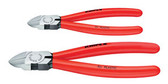 Knipex 9K 00 80 90 US Two Pc Flush Cutter Set
