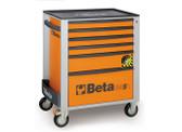 BETA 024002161 C24SA 6/O-ROLLER CAB 6 DRAWERS,ANTI-TILT