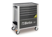 BETA 024002162 C24SA 6/G-ROLLER CAB 6 DRAWERS,ANTI-TILT